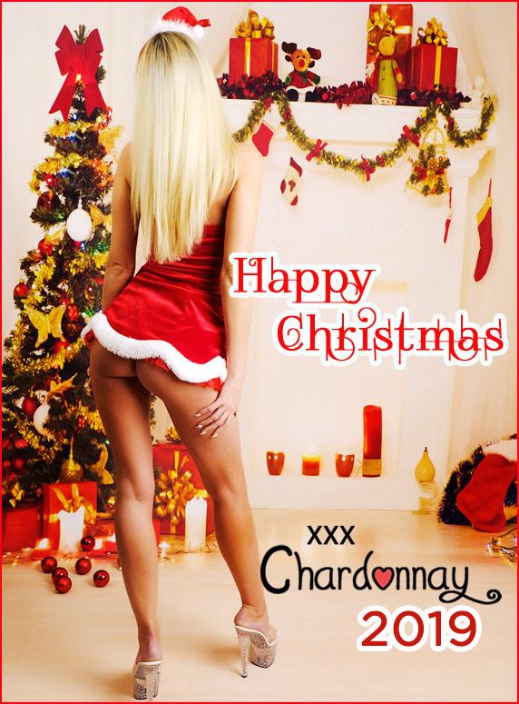 Birmingham Escort Chardonnay Happy Christmas